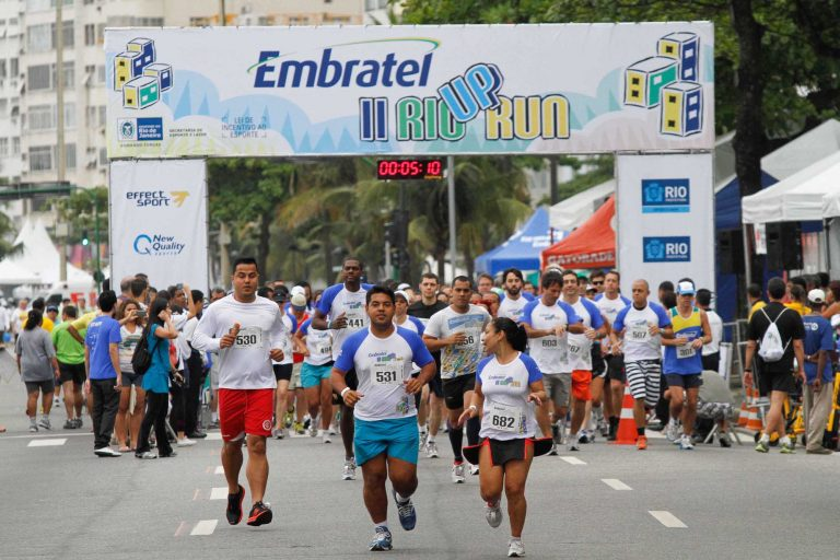 II Corrida Embratel Rio UP Run